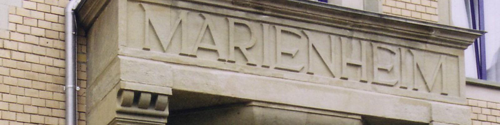 Stiftung Marienheim Stuttgart